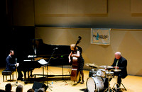 2013/01/18 Jazz@ Beatrice Friedman Hall Eddie Metz Trio