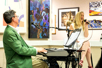 2015/03/02 Jazz @ The Arts Center         Don Bryn & Sarah Combs