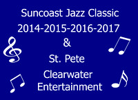 Suncoast Jazz Classic & St. Pete, Clearwater Entertainment