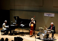 2014/01/10 Jazz@Holly Hall International Jazz Trio with Harry Allen