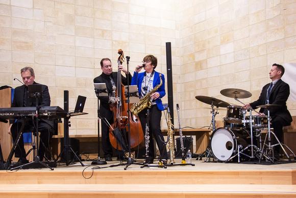 ... Jazz 2 Valerie Gillespie Ensemble. Jody Marsh, Steve Boisen, Valerie  Gillespie, Dave Rudolph a7eaa19c975